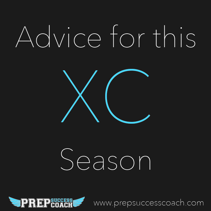 Advice for this cross country season