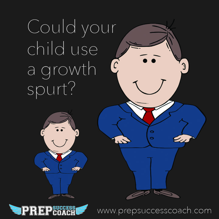 Could your child use a growth spurt?