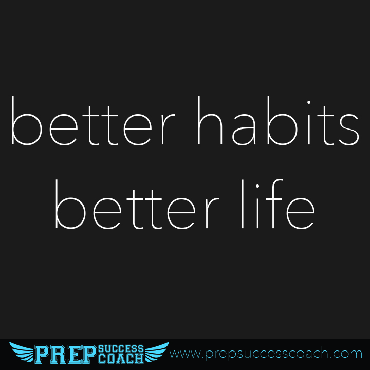 Helping young people form excellent habits